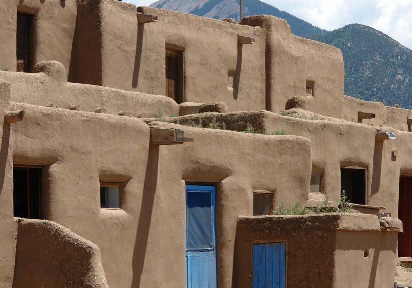 New Mexico House Travel